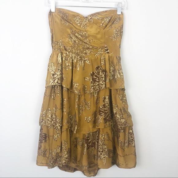 Anthropologie Dresses & Skirts - Anthropologie | Moulinette Soeurs Silk Dress